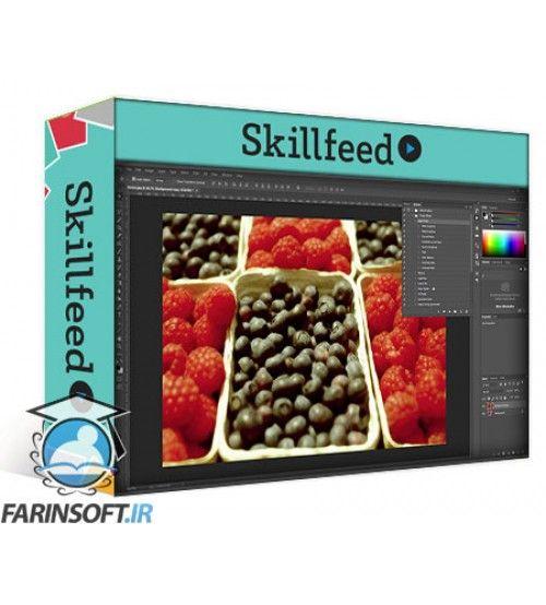 دانلود آموزش Skillshare Adobe Photoshop Actions Explained – Speed Up Your Workflow by Automating Photoshop Actions