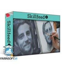 دانلود آموزش Skillshare Painting Portraits in Acrylic Paint