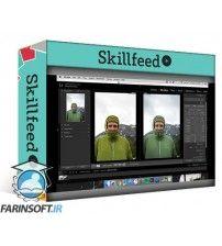 آموزش SkillFeed Photo Editing in Lightroom : Film Look