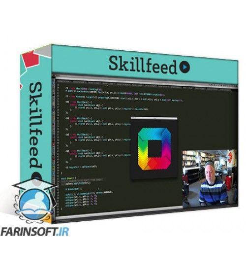 آموزش SkillFeed Programming Graphics II: Generative Art Animation