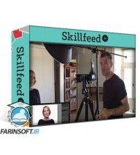 آموزش SkillFeed Complete Headshot Course: Stunning Images Fast!