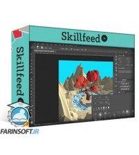 آموزش SkillFeed Low Poly Art: Create an Abstract Tree