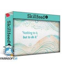 دانلود آموزش Skillshare Photoshop Lettering: Modern Script