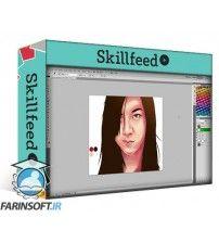 دانلود آموزش Skillshare Photoshop: Minimal Vector