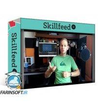 آموزش SkillFeed Spoton Accent Graphics in AfterEffects