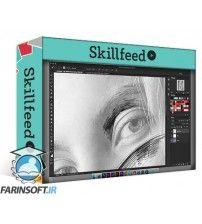 آموزش SkillFeed How to start drawing? Graphic illustration | Adobe Photoshop