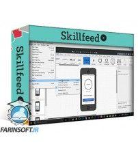 دانلود آموزش Skillshare Complete guide to UI / UX Wireframing