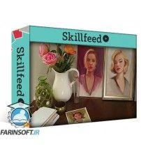 دانلود آموزش Skillshare Create Inspiration Boards & Streamline Your Artistic Process