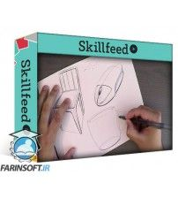 آموزش SkillFeed Freehand Industrial Design Sketching Part 1: From Your Imagination to the Paper