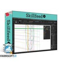 آموزش SkillFeed Get Better at Perspective Drawing: Illustrated Wheel – Project 02