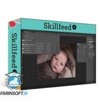دانلود آموزش Skillshare How to Create a Color Splash Effect in Photoshop