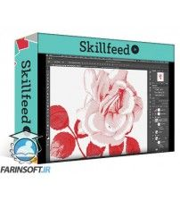 دانلود آموزش Skillshare Line Engraving Effect in Photoshop