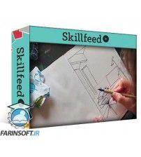 دانلود آموزش Skillshare Surface Pattern – Sketchy Mock-up Design