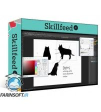 آموزش SkillFeed Turn Your Ink Art into a Digital Repeat Pattern