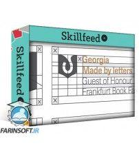 آموزش SkillFeed Logo Design with Grids: Timeless Style from Simple Shapes