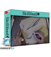 آموزش SkillFeed Speed Form Sketching on Toned Paper