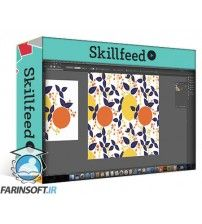 آموزش SkillFeed Create Beautiful Patterns with Illustrators Pattern Tool