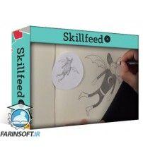 آموزش SkillFeed Illustration Academy Creating an Animal-Inspired Character