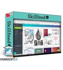 آموزش SkillFeed How to Make a Coloring Book with your Photos and Illustrations