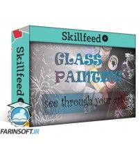 آموزش SkillFeed Glass Painting-See Through Your Art