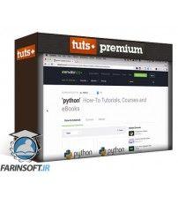 دانلود آموزش Tutsplus Data Handling With Python
