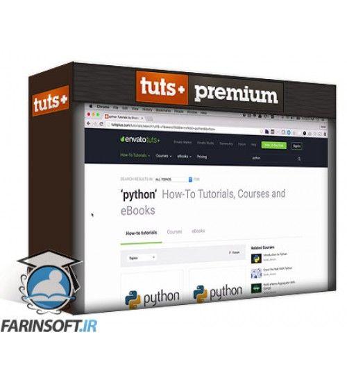 آموزش Tutsplus Data Handling With Python