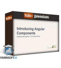 دانلود آموزش Tutsplus Introducing Angular Components