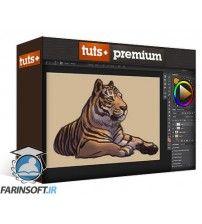 آموزش Tutsplus How to Digitally Paint Lighting Scenes