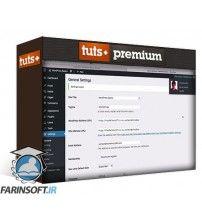 آموزش Tutsplus WordPress Basics: A Guide to Site Settings