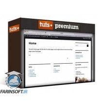 دانلود آموزش Tutsplus WordPress Basics: Add Widgets to Your Site