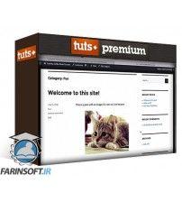 آموزش Tutsplus WordPress Basics: Create a Navigation Menu