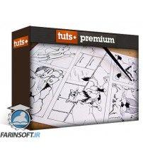 دانلود آموزش Tutsplus How to Plan and Storyboard a Photo Illustration Project