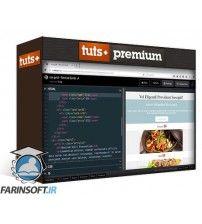 آموزش Tutsplus 3 CSS Grid Projects for Web Designers