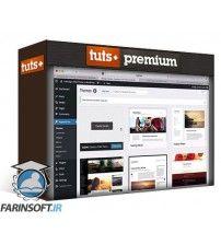 دانلود آموزش Tutsplus Customize Your WordPress Site With a Child Theme