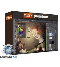دانلود آموزش Tutsplus The Art of Childrens Illustration