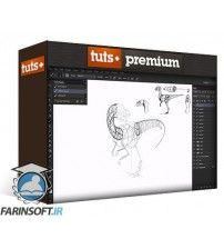 دانلود آموزش Tutsplus How to Draw Animals in Perspective