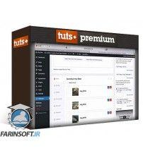 آموزش Tutsplus Create a Custom Front Page With a WordPress Theme Template