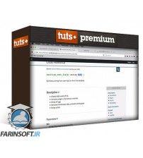 آموزش Tutsplus Guide to Creating a WordPress Theme Options Page