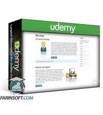 آموزش Udemy Learn How To Build A Corporate Website Using Joomla! 2.5