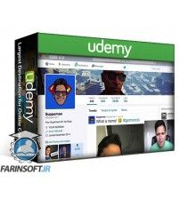آموزش Udemy TWITTER DOMINATION Get A Six Figure Following In 6 Months!