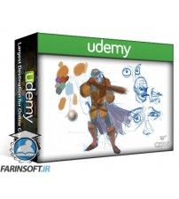 دانلود آموزش Udemy Concept Design Workshop – Visual Development for Games with Terry Lane