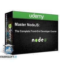 دانلود آموزش Udemy Master NodeJS  The Complete Front-End Developer Course 2016
