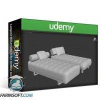 آموزش Udemy Learn indoor architecture 3D modeling