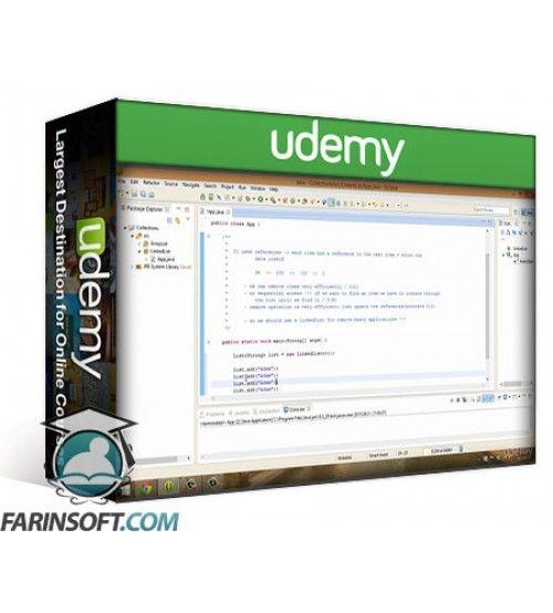 آموزش Udemy Introduction to Collections & Generics in Java