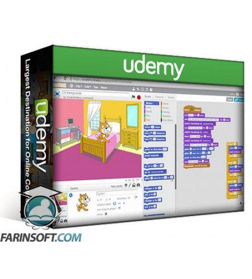 آموزش Udemy Kids Coding with Scratch