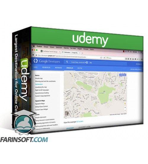 آموزش Udemy Learn Geographic Information Systems with geodjango