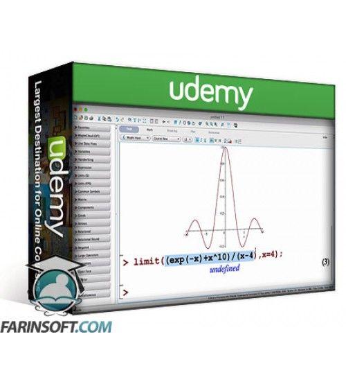 آموزش Udemy Solve Math Problems With A Computer Using Maple