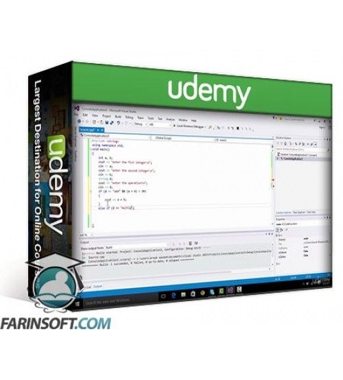 آموزش Udemy Ultimate guide to Linear Equations