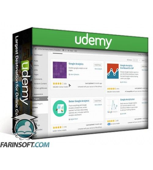 آموزش Udemy Wordpress 2016: Build Wordpress Websites Without Coding