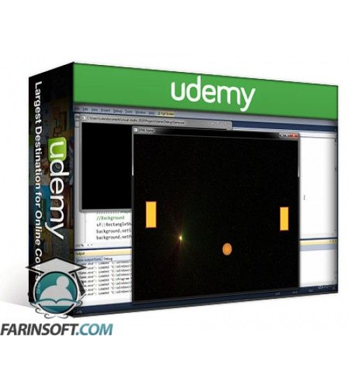 آموزش Udemy Learn C++ Game Development
